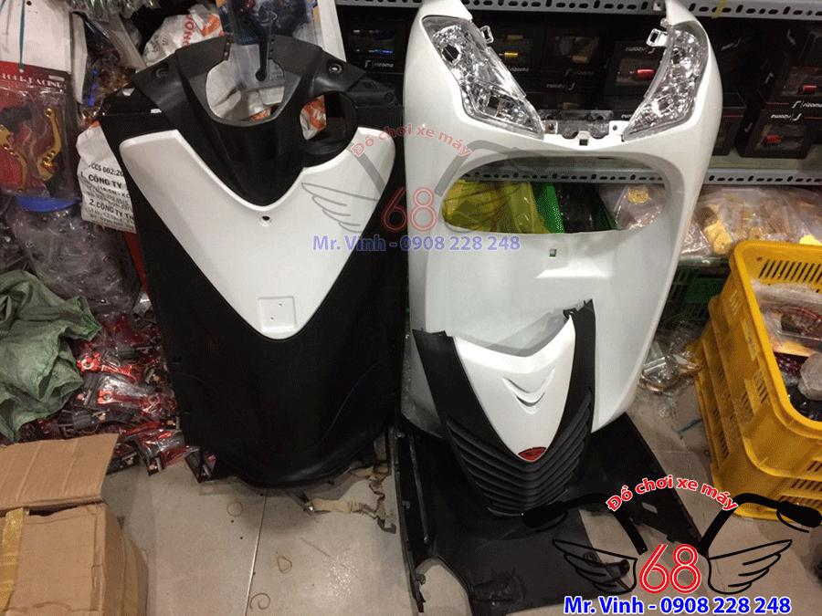 Hình ảnh: Bộ dàn áo SH ý độ cho xe SH Việt Nam giá rẻ tại shop 68 TPHCM