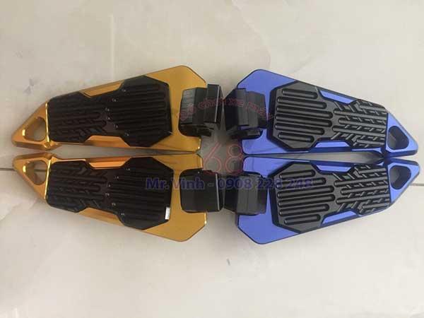 Hình ảnh: gác chân Biker, gác chân CNC giá rẻ tại shop 68 TPHCM Q1