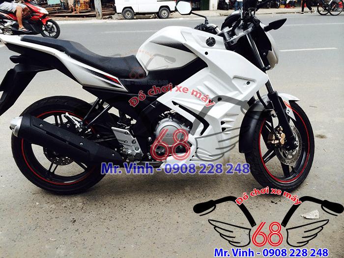 Hình ảnh: Cánh gà FZ độ cực đẹp giá rẻ tại shop đồ chơi xe máy 68 TpHCM Q1