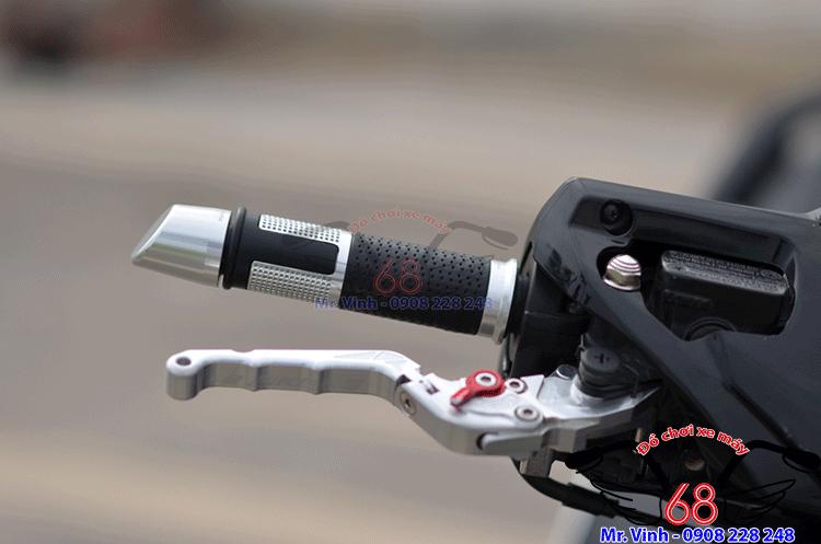 Hình ảnh: Tay thắng Biker 6 số chống gãy cho Air Blade, tay thắng Biker chống gãy, tay thắng giá rẻ tại q1