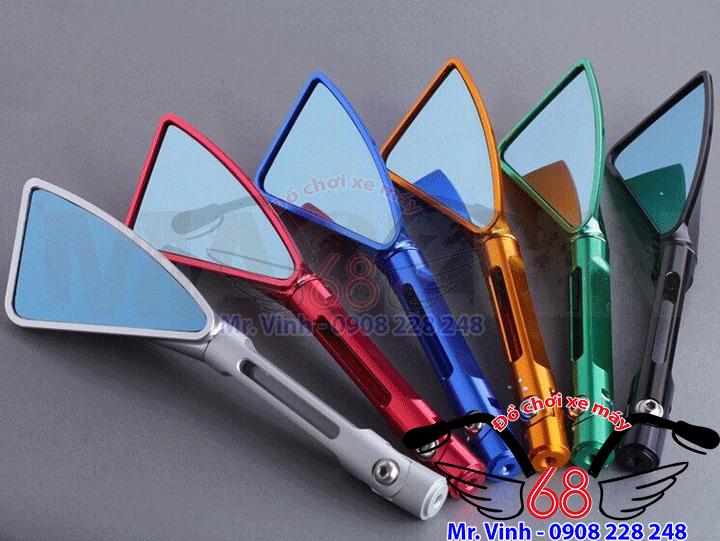 Hình ảnh: Kính hậu tomok (3 cạnh) đủ màu giá rẻ tại shop 68 TPHCM