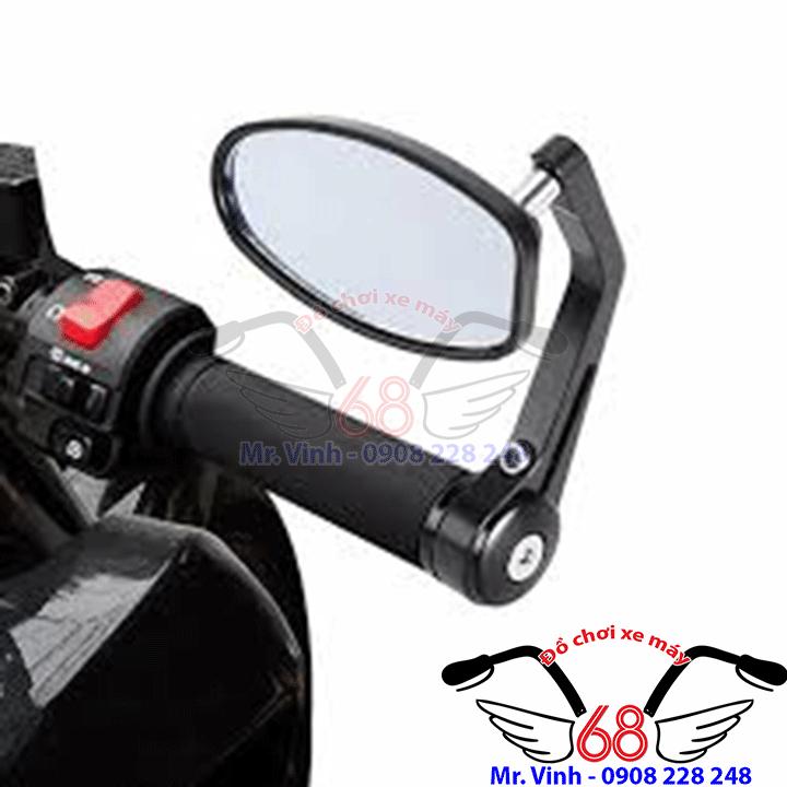 Hình ảnh: Gương chiếu hậu bắt gù tay lái giá rẻ tại shop 68 TPHCM