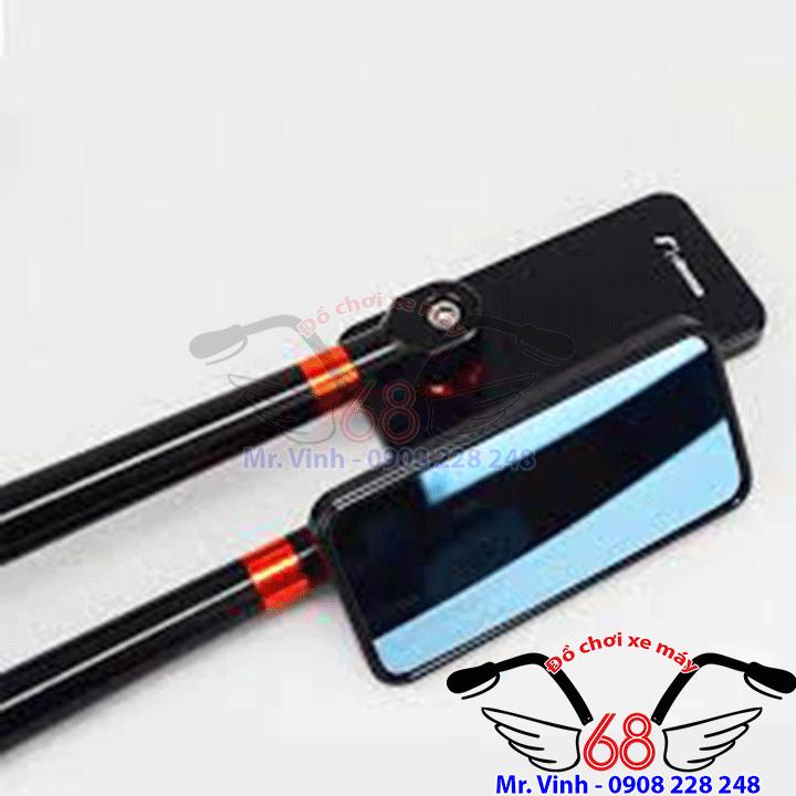 Hình ảnh: Kính chiếu hậu iphone(kính vuông) sang trọng giá rẻ tại shop 68 TPHCM