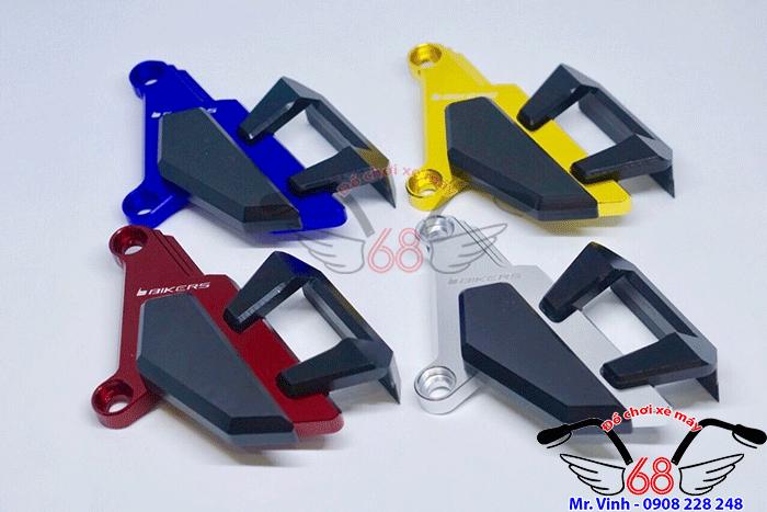 Hình ảnh: Pát bảo vệ heo dầu trước CNC độ cho SH đủ màu giá rẻ chỉ có tại shop 68 TPHCM
