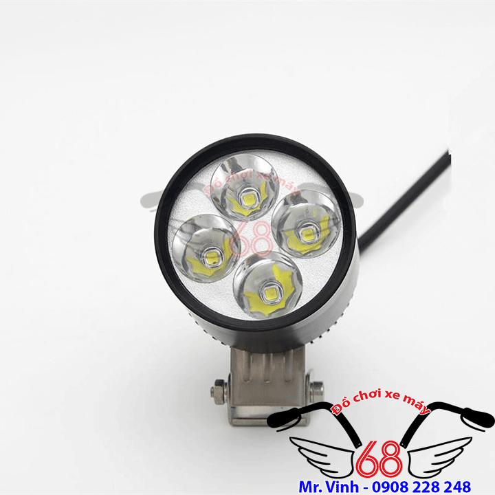 Hình ảnh: Đèn led L4 siêu sáng tốt nhất năm 2017 giá rẻ tại shop 68 TPHCM