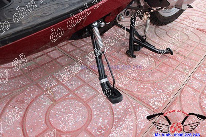 Hình ảnh: Lắp cao su chống nghiên cho xe máy giá rẻ tại shop 68 TPHCM