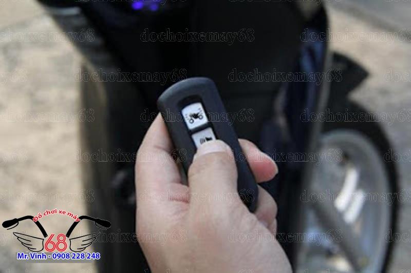 Hình ảnh: Chìa khóa Thông minh của khóa Smartkey chính hãng giá rẻ tại shop 68 TPHCM Q1