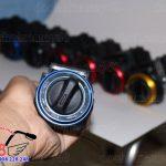 Hình ảnh: Smartkey Honda nắp tròn độ cho xe Exciter và Sh ý màu xanh dương giá rẻ tại shop 68 TPHCM Q1