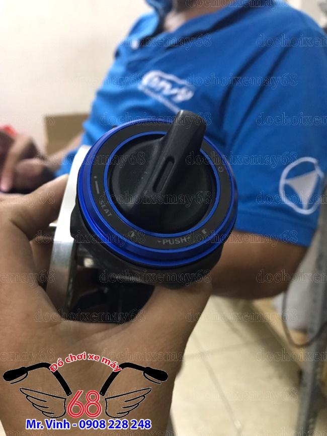 Hình ảnh: Khoá smartkey nắp tròn giá rẻ tại shop 68 TPHCM Q1