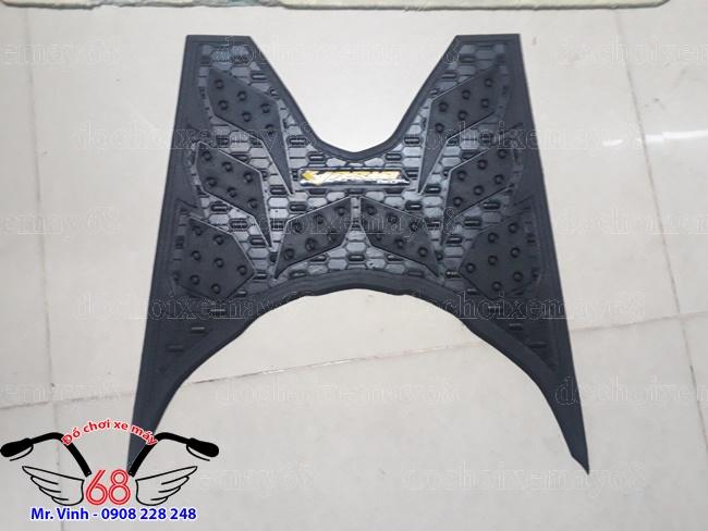 Hình ảnh: Thảm lót chân cao su cho xe Vario , Click ThaiLan màu đen giá rẻ tại shop 68 TPHCM Q1