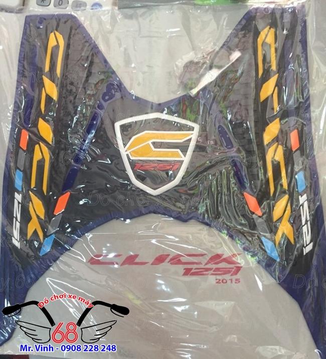 HÌnh ảnh: Thảm lót sàn cho xe Click, Vario mẫu ThaiLan giá rẻ tại shop 68 TPHCM Q1