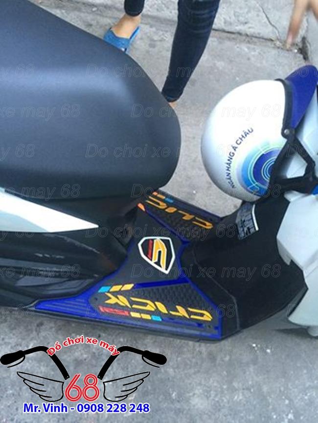 Hình ảnh: Thảm lót sàn cho xe Vario, Click hàng ThaiLan giá rẻ tại shop 68 TPHCM Q1