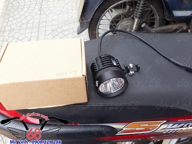 Hình ảnh: Cận cảnh đèn trợ sáng L4X hàng chuẩn đẹp giá rẻ tại shop 68 TPHCM Q1