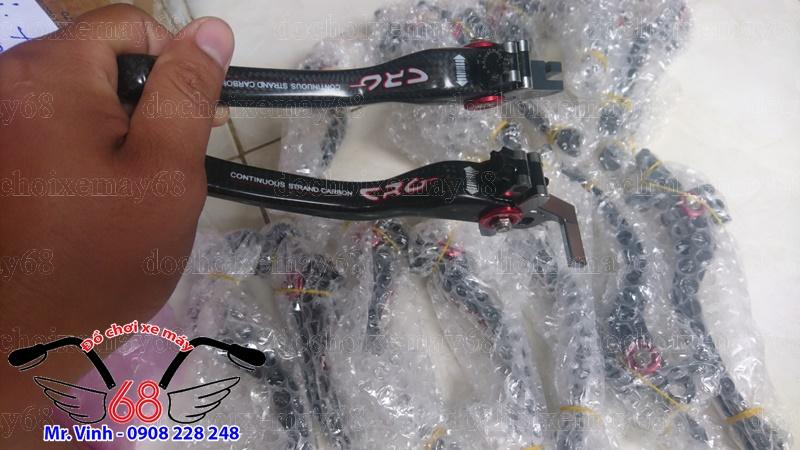 Hình ảnh: Cận cảnh tay phanh cacbon 3D cực chuẩn giá rẻ tại shop 68 TPHCM Q1