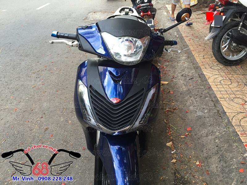 Hình ảnh: Dàn áo V3 màu xanh độ cho Sh Việt thành Sh Ý giá rẻ tại shop 68 TPHCM Q1
