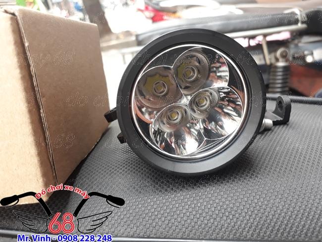 Hình ảnh: Đèn trợ sáng l4x Chip XPM L2 giá rẻ tại shop 68 TPHCM Q1