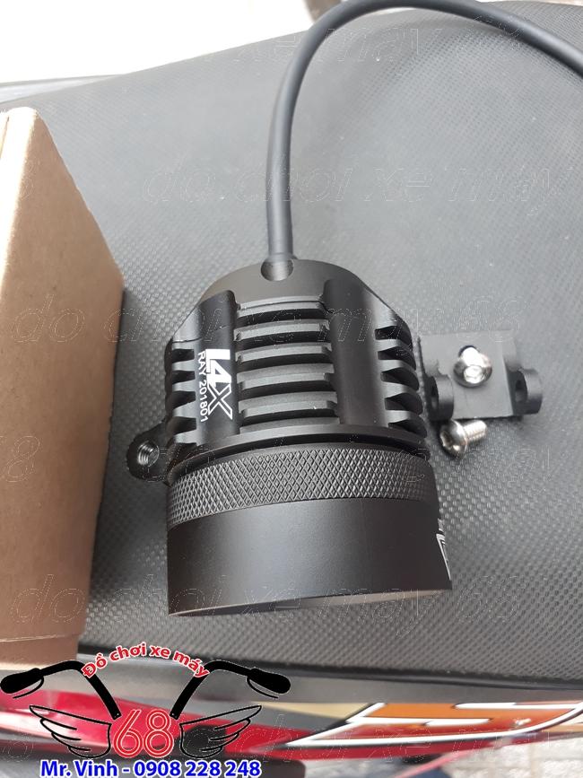 Hình ảnh: Đèn L4x trợ sáng xịn giá rẻ tại shop 68 TPHCM Q1