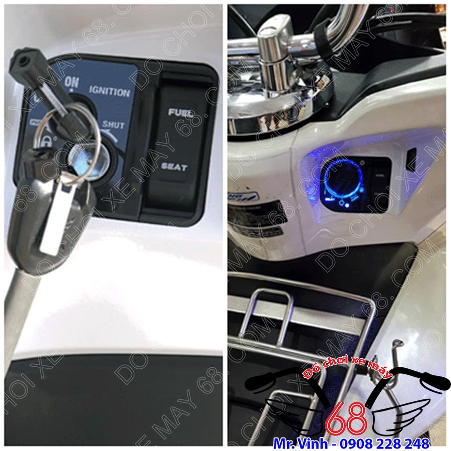 Hình ảnh: khóa chống cướp cho xe PCX cực chuẩn và đẹp