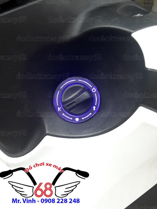 Hình ảnh: Nắp ổ khóa smartkey CNC độ lên cho SH ý giá rẻ tại shop 68 TPHCM Q1
