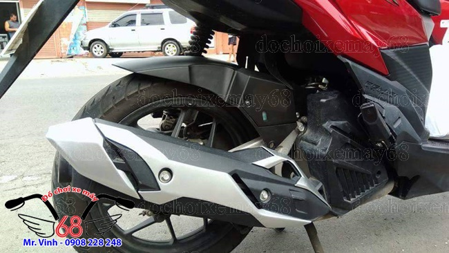 Hình ảnh: Chụp pô Vario độ cho xe Click ThaiLan giá rẻ tại shop 68 TPHCM Q1