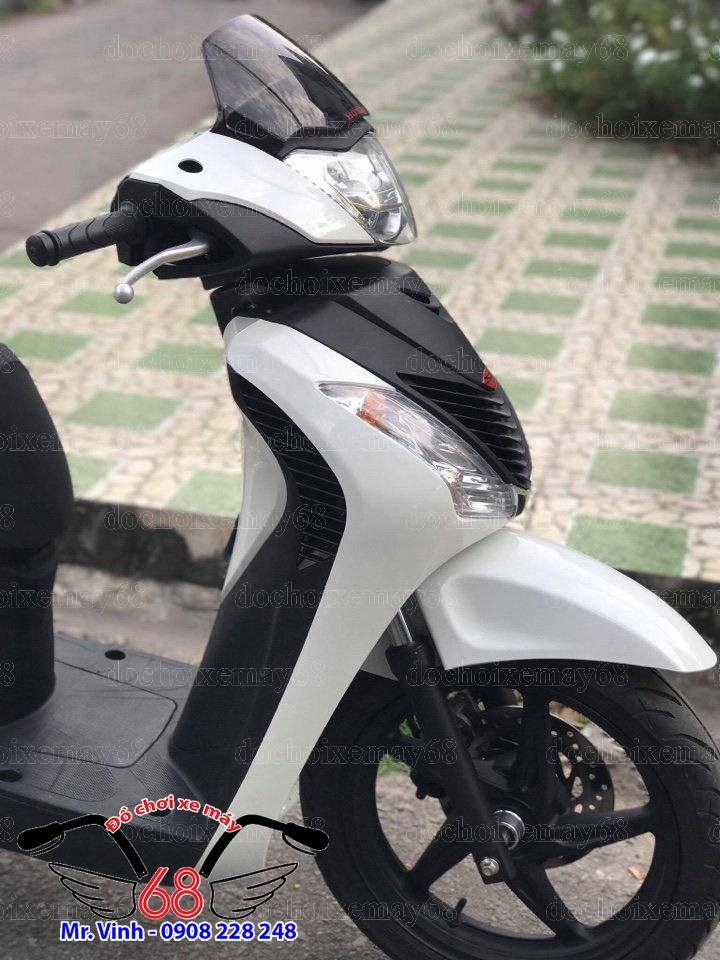 Hình ảnh: Xe SH Việt thay dàn áo V3 giống SH Ý 100% giá rẻ tại shop 68 TPHCM Q1