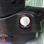Hình ảnh: Khóa Smartkey hình vuông độ cho các dòng xe Winner, Wave, Future giá rẻ taio5 shop 68 TPHCM Q1