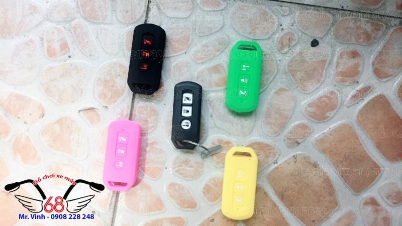 Hình ảnh; Cao su bảo vệ chìa khóa Smartkey chất lượng tại shop 68 TPHCM Q1