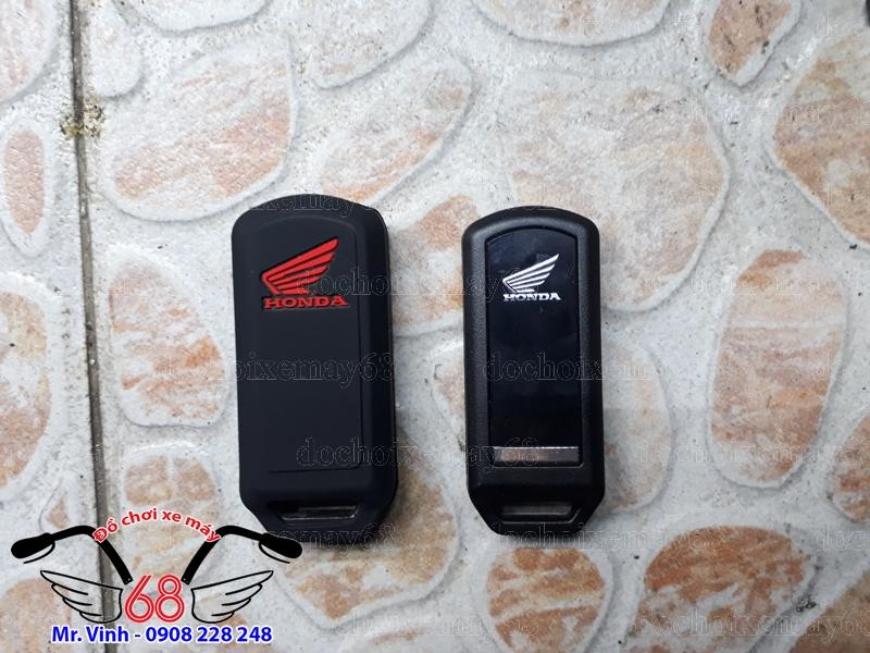 Hình ảnh: Cao su bọc chìa Smartkey màu đen truyền thống giá rè tai shop 68 TPHCM Q7