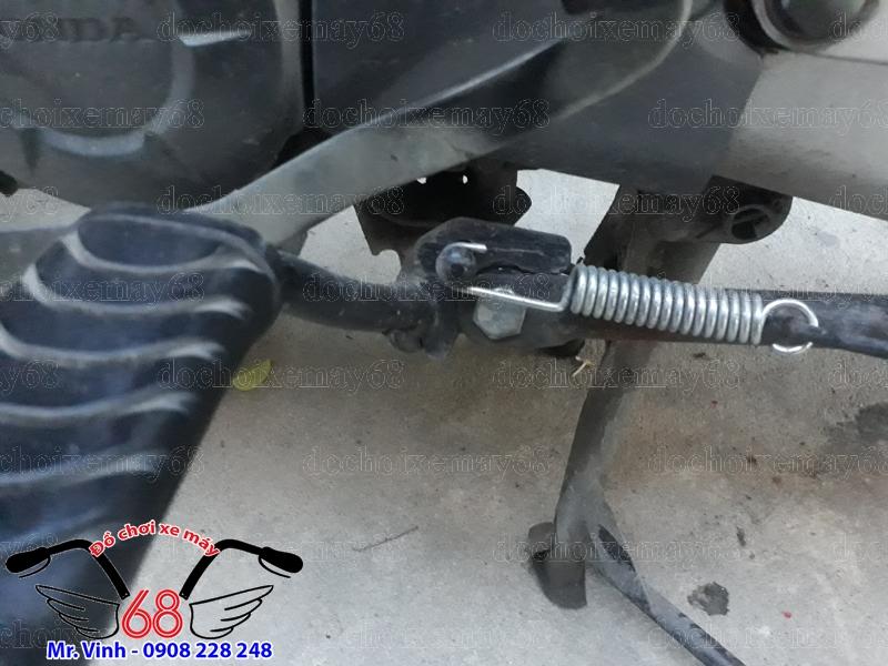 Hình ảnh: Độ đá chống tắt máy cho xe Wave giá rẻ tại shop 68 Q1