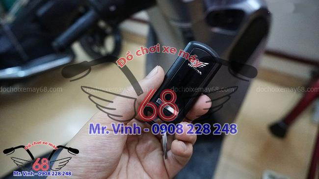 Hình ảnh: Cận cảnh Remote khóa thông minh tại Shop đồ chơi xe máy 68 TpHCM Q1
