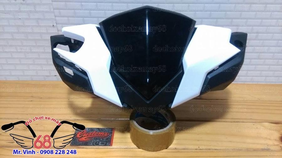 Hình ảnh: Đầu đèn Vario màu trắng tại shop 68 Q1