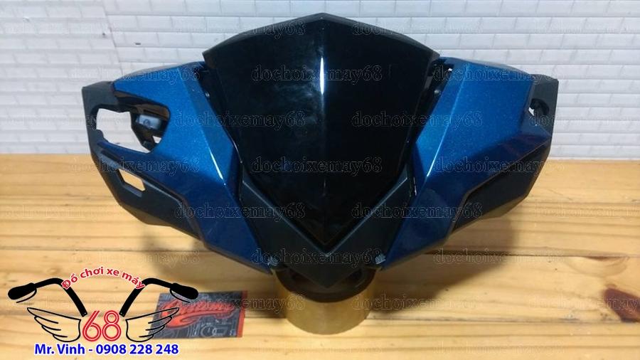 Hình ảnh: Đầu trước xe Vario màu xanh ati5 shop 68 Q7