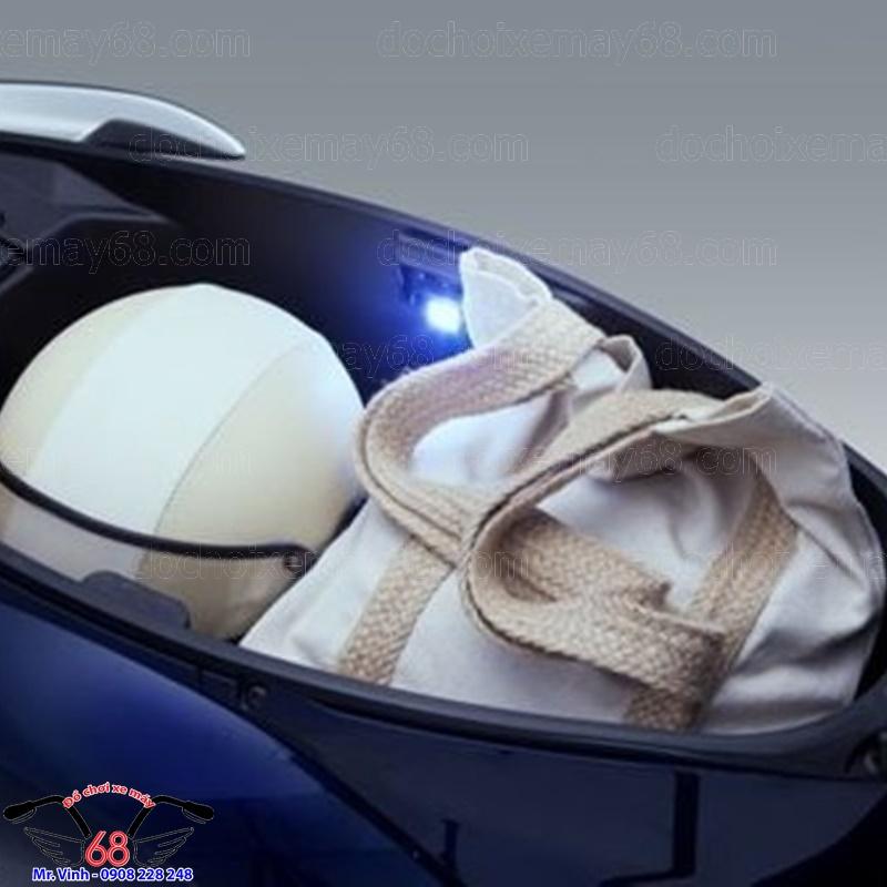Hình ảnh: Độ đèn cốp xe cho xe Piaggio Tạ shop 68 TPHCM Q1