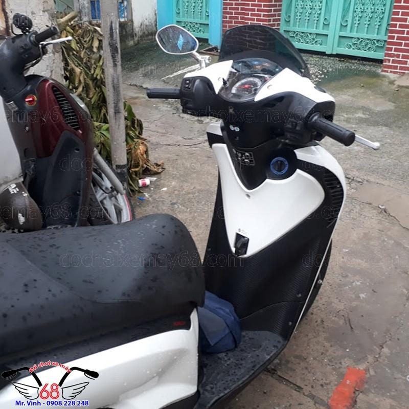 Hình ảnh: Độ khóa smartkey HONDA cho xe SH 2008 tới 2012 giá rẻ tại Đồ chơi xe máy 68