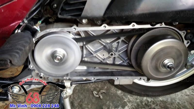 Hình ảnh: Độ nồi xe tay ga cực êm cho các dòng xe tại shop 68 TpHCM