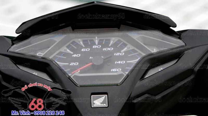 Hình ảnh: Đồng hồ Vario 150 và Click 125 giá rẻ tại Shop Đồ chơi xe máy 68 TpHCM Q1 Q7