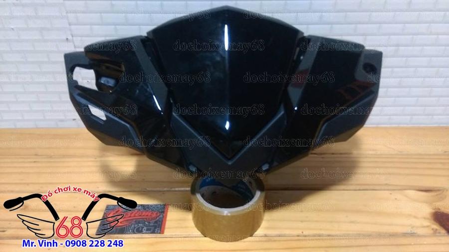 Hình ảnh: Nguyên bộ đầu đèn Vario màu đen