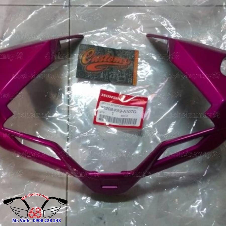 Hình ảnh: Ốp viền đồng hồ Vario màu tím tại shop 68 HCM