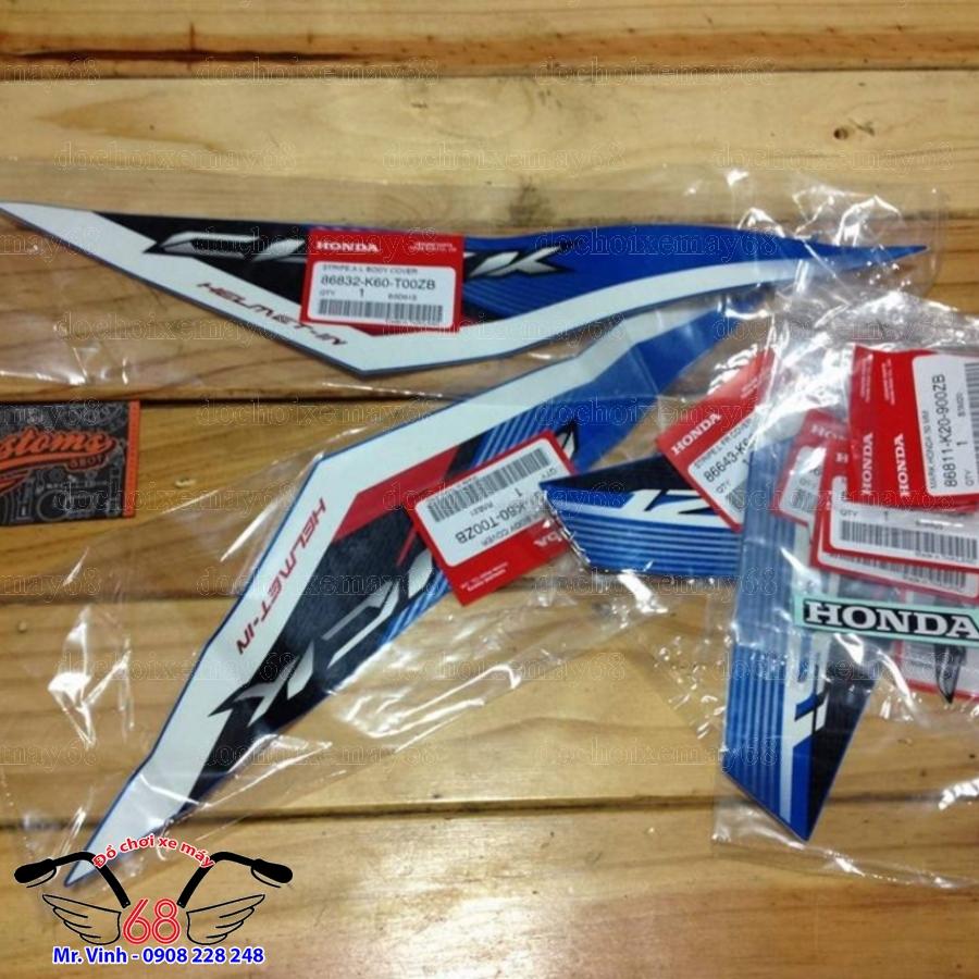 Hình ảnh: Tem Click ThaiLan màu xanh tại shop 68 Q1